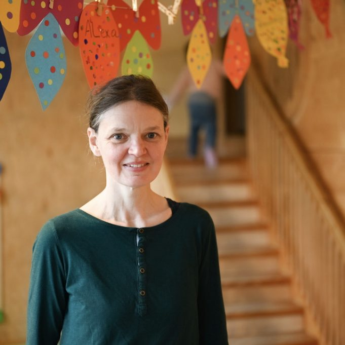 Sabine Fokken Päd. Fachkraft
